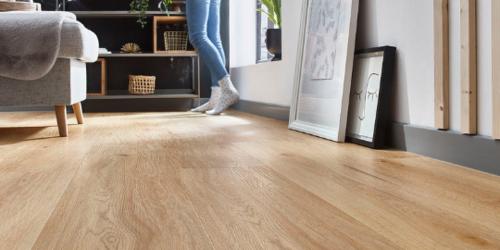 Vinylböden mit Mineralkern – so schön wie Holz, so praktisch wie Fliesen